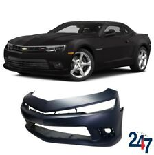 NEW CHEVROLET CAMARO SS 2013-2015 FRONT BUMPER WITH FOG LIGHT HOLES