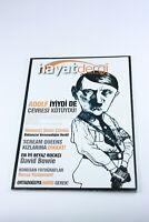 HAYAT DERGI #33 Turkish Magazine 2010s ADOLF HITLER COVER David Bowie NAZI