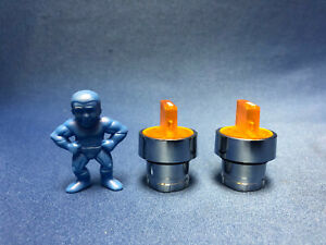 Dayton 30G291 LED 2-Position Illumin Selector Switch Yellow/ Orange *LOT OF 2