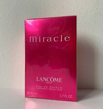 BNIB Lancome Miracle 50ml Eau de Parfum Spray for Women