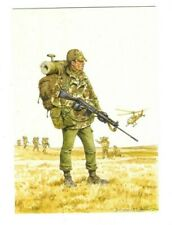 Royal Scots : Private : 1st Battalion: Field Service Marching Order : Falklands