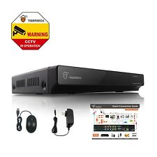 8 Channel DVR Analog D1 CCTV Security P2P System (No HDD and Camera) TIGERSECU