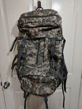 Lucky Bums Sherpa Multi-Night Backpack 60L Adjustable Small Med Large XL XXL