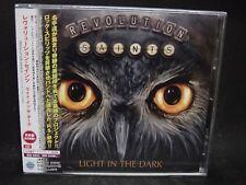 REVOLUTION SAINTS Light In The Dark + 1 JAPAN CD Journey Night Ranger Hardline