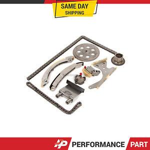 Timing Chain Kit for 07-11 Chevrolet Corolado GMC Canyon Hummer Isuzu 2.9 3.7