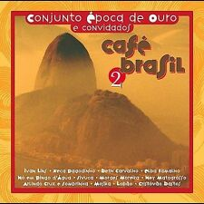 Cafe Brasil 2 - Epoca De Ouro Ensemble and Guests - Audio CD Free Shipping