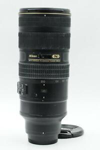Nikon Nikkor AF-S 70-200mm f2.8 G II ED VR IF Lens [no foot] #074