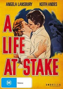 Paul Guilfoyle's A LIFE AT STAKE + ANGELA LANSBURY Region 4 As New Free Post