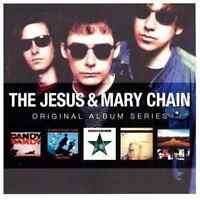 THE JESUS & MARY CHAIN 5CD NEW Psychocandy/Darklands/Automatic/Honey's/Stoned