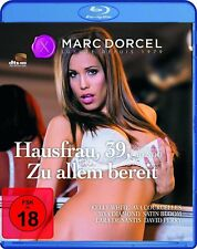 Hausfrau, 39, zu Allem Bereit (Marc Dorcel) [Blu-ray] Choky Ice  * NEU & OVP *