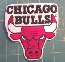 CHICAGO BULLS 4 X4 INCH PATCH