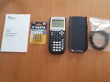 Texas Instruments TI-84 Plus Taschenrechner  Grafikrechner (TI-84 PLUS)