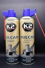 VULCAN Release Spray Corroded Rusted Bolts Nuts Screw Penetrating Oil 1000ML