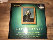 LONDON OSA 1101 FFSS BB Argenta Granados Goyescas LP Records NM