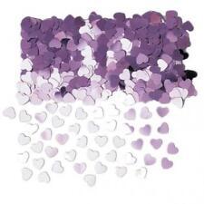 Confeti de fiesta color principal rosa