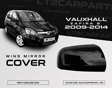 Vauxhall Zafira Wing Mirror Cover 2009 - 2014 Black Sapphire Z20R Z2HU RHS