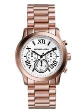 Michael Kors Ladies Designer Watch RRP £249 - Rose Gold - 'Cooper' - MK5929