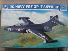F9F-2P PANTHER US NAVY - 1/48 - TRUMPETER (17915)