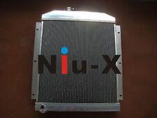 Aluminum radiator for CHEVY TRUCK 1947 1948 1949 1950 1951 1952 1953 1954