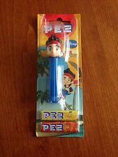 Disney's Jake & the Neverland Pirates Pez Dispenser & Sweets - NEW & Sealed
