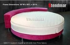 Modern Round Bed SB011