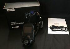 Nulaxy KM18 Car FM Transmitter Audio Adapter