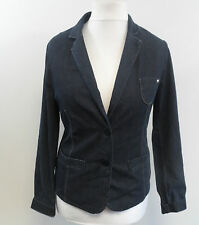 Mat De Misaine 'Venet' Denim Jacket Indigo Size Fr 46 UK 18 rrp £125 box73 20 J