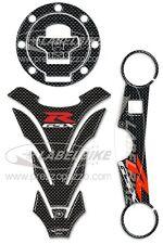 kit ADESIVI 3D PROTEZIONI GSX-R compatibili MOTO SUZUKI 750-1000 GSXR 2000-2002