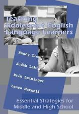 Teaching Adolescent English Language Learners : Essential Strategies for Middle