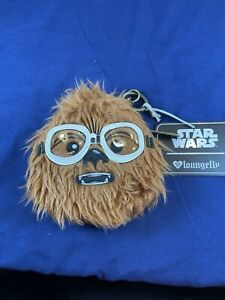 Loungefly Star Wars Chewbacca Coin Purse Brown New With Tags
