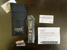 Odm Rp 450 02 Sm Mm Fiber Optic Power Meter Rp450 Brand New