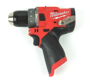 "New Milwaukee Hammer Drill/Drivers 2504-20 1/2""  M12 FUEL (Tool-Only)"