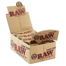 Raw Natural Cone Tips Filters Full Box (24x32)