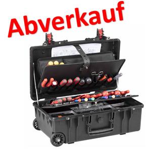 Werkzeugkoffer, Werkzeug, Koffer, Rollkoffer, Outdoor, GT 52-21 PTS