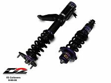 D2 Racing RS Coilovers HONDA CRV FWD AWD 02-06 36 WAY ADJUSTABLE