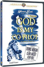 God Is My Co-Pilot (2010, DVD NEUF) BW/DVD-R