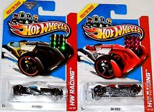 2013 HOT WHEELS RLC FACTORY SET HW RACING RAT-IFIED X2