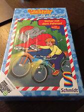 Benjamin Blümchen: Sicher mit dem Fahrrad *Schmidt-Spiel* NEU+Originalverpackt