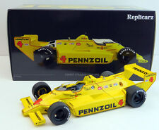 JOHNNY RUTHERFORD CHAPARRAL 2K 1980 INDY 500 WINNER REPLICARZ 1:18 RACE CAR