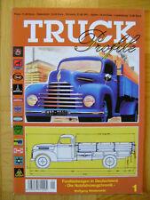 Fordlastwagen in Deutschland Truck Profile 1