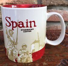 Starbucks Global Icon City Mug Spain  16oz/473ml New with SKU