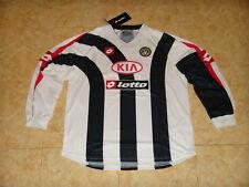 Udinese Calcio Maglia Italia Lotto Football Shirt NUOVO
