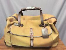 Polo Ralph Lauren Wheeled Rolling Large Duffle Bag LoHead LoLife