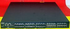 Ibm System Storage San40B-4 Type 2498-B40/40E 249840E Sfp Fabric Fw Ecm License
