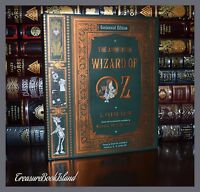 Annotated Wizard of Oz by L.F. Baum  New Illustrated Collectible Large Hardcover