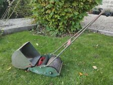 Vintage Webb Ball Bearing Whippet Push Lawn Mower Grass Cutter Made in England