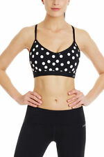 Special! Lorna Jane Women KODY Sports Bra Stretch Yoga Tops Padded Bras XS-XL