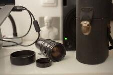 Minolta TV Zoom Lens ROKKOR F1.8 12.5-75mm M42 Mount