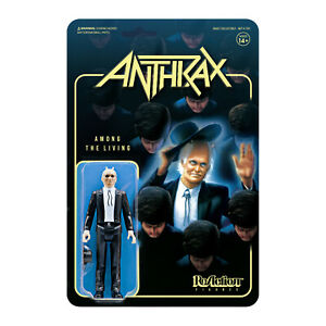 anthrax reaction action figure heavy metal