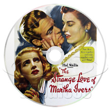 The Strange Love of Martha Ivers (1946) Barbara Stanwyck Film-Noir Movie on DVD